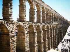 スペイン2週間の旅。6、マドリード、セゴビア編