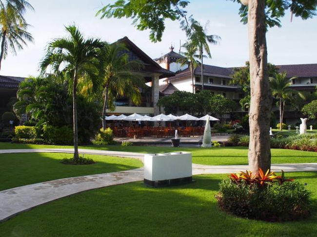 約2年半振りにバリ島へ行ってきました。<br />長男卯太朗は4回目、次男羊之輔は初めてのバリ島です。<br />出来ればガルーダインドネシア航空の直行便で行きたかったのですが、春休み期間ということもあり航空券が高かった。。。<br />仕方なくシンガポール航空(シンガポール経由)で行くことに。<br />滞在ホテルは今回もクタ地区「ディスカバリーカルティカプラザホテル」。<br />今更観光っぽいところには行かない我が家。街を軽く散策、あとはホテルでダラダラして過ごしました。