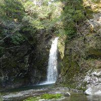 熊野市で滝めぐり『雨滝』『宮の滝』&『大丹倉』◆2016年3月・熊野&南紀の滝めぐり《その4》