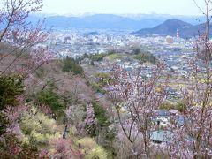 青春18きっぷで、福島の花見山へ (2日目)花見山