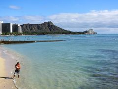 ハワイの休日・の~んびり23日間 オッチャンの定番コース「ワイキキ~クヒオ~クイーンズ・サーフ~カピオラニ・ビーチ~カピオラニ・パーク」をホロホロ散歩。(2017)