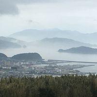 週末土日♪ANA特典で行く初めての五島列島(2日目)濃霧警報発令?!奈留島日帰りして福江ふたたび巡ります
