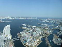 春爛漫の優雅な横浜♪ Vol1 ☆横浜ロイヤルパークホテル:クラブ・ザ・ランドマークフロア「コーナーダブルルーム」♪