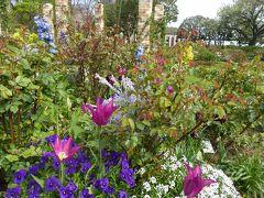 春爛漫の優雅な横浜♪ Vol14 ☆港の見える丘公園:横浜市イギリス館の美しい庭園♪