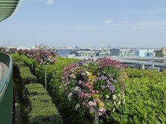 春爛漫の優雅な横浜♪ Vol17 ☆港の見える丘公園:展望台・ミニチュアのある美しい庭園♪