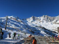 海外スキー 本命でコケる! スイス! ザースフェー/ザースグルント/ザースアルマゲルの旅
