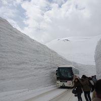 世界遺産「飛騨高山」・「白川郷」と雪の大谷ツアー 「世界最高(多分)19メートルの雪の壁 雪の大谷ウオーク」編