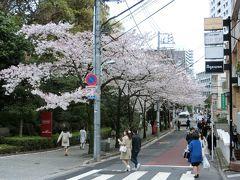 2017年日本縦断めし旅(16) 友と再訪する目黒の北イタリア料理(桜つき)