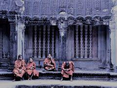 カンボジア そしてアンコールワット 王が神になる場所へ オッサンネコの一人旅