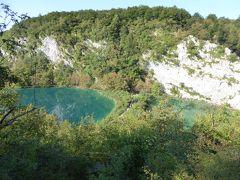 ♪森と泉に囲まれ・・・ていうか、延々と森と湖!~16年夏クロアチアなど4カ国周遊8月8日その1プリトビッツェ下湖群