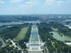 初夏のワシントンDCその2 記念塔に登ってみました
