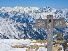 これが北アルプスの絶景だ!【残雪期】唐松岳日帰り登山