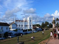 """灼熱と豪雨、そして笑顔のスリランカ(13) インド洋に突き出た要塞の街 """"スリランカの中の異国"""" ゴール"""