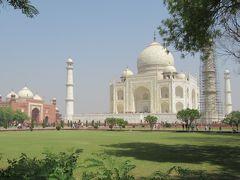 北インドの世界遺産を訪ねて その3 ( タージ・マハル)