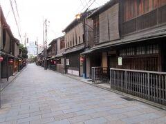 朝散歩 京都祇園・白川・八坂編