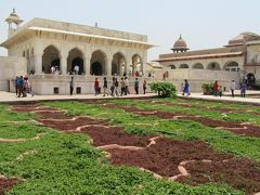 北インドの世界遺産を訪ねて その4 (アグラ城)