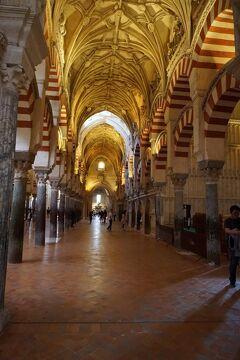 スペイン、アンダルシアのプロセシオンとアルハンブラ宮殿、モロッコ・フェズへの旅。3日目,高速鉄道RENFEでアンダルシアはコルドバへ!