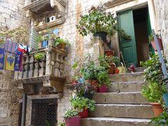 小さな街を駆け足で1周~16年夏クロアチアなど4カ国周遊8月9日その3トロギール