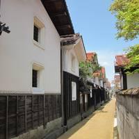 因幡・若桜宿 白壁蔵通り ぶらぶら歩き暇つぶしの旅-1
