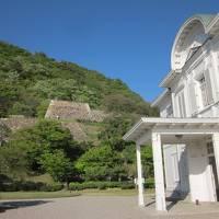 因幡・鳥取 城址と洋館を眺めて公衆浴場街 ぶらぶら歩き暇つぶしの旅-2