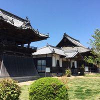 上寺山餘慶寺を50年ぶりに訪れる