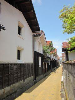 因幡・若桜宿 仮屋通りから美しの白壁土蔵群へぶらぶら歩き旅-1