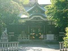 天気が良いので、御徒町から徒歩で鳥越神社へ