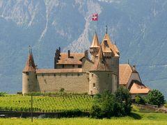 エーグル ~スイス・ロマンドの美しい街11