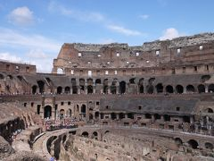 シルバーウィークにナポリ・ローマへ その11 ローマ・パスを活用してまずはコロッセオへ