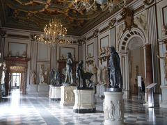 シルバーウィークにナポリ・ローマへ その12 カピトリーノ美術館ゆったり観光