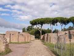 シルバーウィークにナポリ・ローマへ その13 パラティーノの丘を朝からお散歩