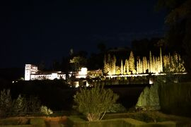 スペイン、アンダルシアのプロセシオンとアルハンブラ宮殿、モロッコ・フェズへの旅。アルハンブラ宮殿内のパラドール宿泊特集!