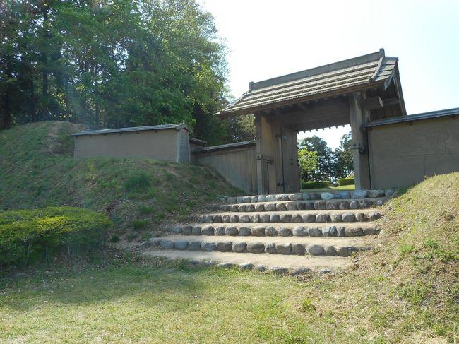 '17 GW埼玉 花&城さんぽ2 日本100名城の鉢形城