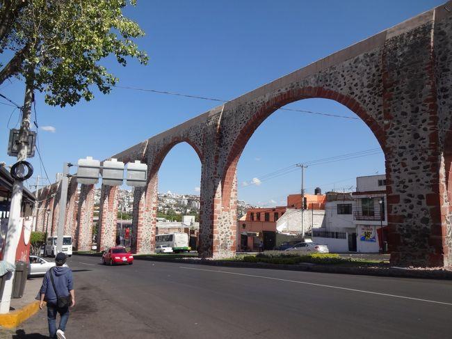 <br /> メキシコの古都を訪ねて。