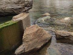 秘境の温泉
