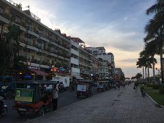 2017年4月 カンボジア プノンペン旅行 1日目