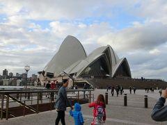 ANAハローツアーで行く!3度目のシドニー旅行 Part7 シドニー基本観光旅行 世界遺産ばかり行くよ編