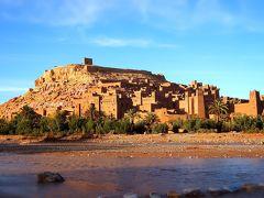 モロッコ アイトベンハッドゥ/トドラ溪谷