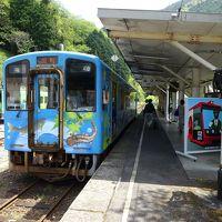 可部線延伸区間に乗りに広島周辺へ【その2】 錦川鉄道に乗る