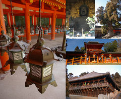 奈良と飛鳥・1 ~古の都を散策