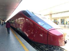 .italo 9917 ミラノーフィレンツェSMART乗車記
