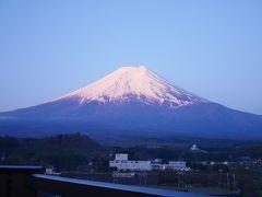 GW 富士山を仰ぐ鐘山苑