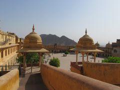 北インドの世界遺産を訪ねて その6( アンベール城、 ジャンタル・マンタル天文台など)