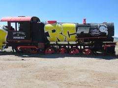 ボリビア 「行った所・見た所」 ウユニの「列車の墓」見物