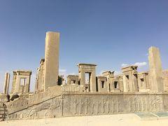 ペルセポリス 乾いた大地に残された帝国の夢の跡