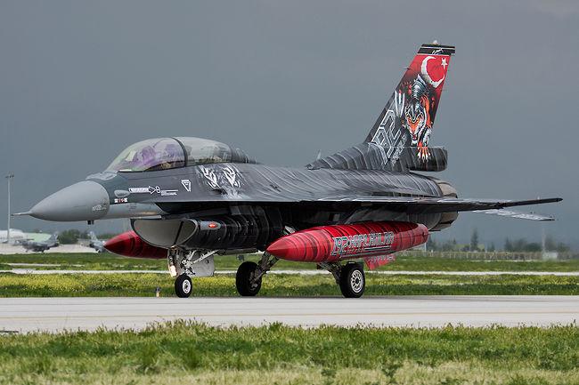 NATO Tiger meetで初めてのトルコへ。(後編)