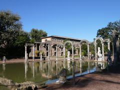 シルバーウィークにナポリ・ローマへ その15 ローマ郊外のハドリアヌスの別荘編