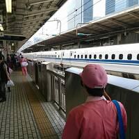 空港へ行く前にお土産購入を兼ねて東京駅観光 4日目