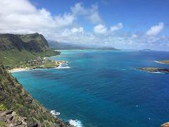 ゴールデンウィーク@ハワイ。青い海を見ながらリフレッシュ、ハワイアンフードも満喫。