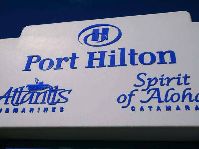 HAWAII 2日目<br />今日は1日観光DAY!<br />VIPツアーでアトランティスサブマリン、ワイケレアウトレット、シェラトンプリンセスカイウラニホテルで行われているショー、テモアナヌイの鑑賞と1日アクティブに過ごしました。<br />お天気も良く、とても良い1日!<br /><br />7:00位に起床し朝食は日本から持ってきたレトルトのご飯と梅干し、インスタントみそ汁にとろろ昆布を入れて、サラダとフルーツはABCストアで買ってきました。お皿やコップなどはハワイに来てまで洗い物をしたくないので紙製のもを持ってきて、その都度捨てていました。<br /><br />アトランティスサブマリンは10時からの日本語のツアーに申し込みました。<br />ちょうどVIPツアーさんがプロモーション中で大人一人につき、子供一人無料か大人一人$10引きを選べたので、別々の名前で申し込みをし、私たちは夫婦二人で子供無料で、両親は$10割引を使いました。<br />なので結構割引がきいてお得な感じがしましたが、後々冷静に考えてみると<br />潜水艦に6人で乗るのに$420ドル、48,000円って高いですよね(;´・ω・)<br /><br />ピックアップはツアーの大体1時間前で、近くのハイアットでの乗車でした。すぐにわかる大きなバスで迎えに来てくれます。<br />15分ほどでヒルトンにつきそこから乗車します。<br />待っている間にカメラマンがダイヤモンドヘッドをバックに写真を撮って<br />くれますが、2枚で$35!まぁ、思い出なので買いましたが…。<br /><br />15分くらい2階建ての船で潜水艦のポイントまで移動しますが、ワイキキを<br />海側からきれいに見れますし、ダイヤモンドヘッドも良く見えます。<br />ただ、この船ものすごく揺れます!5歳の次女ころはジェットコースター<br />類がダメなので、必死に船にしがみついて半べそでした(笑)<br />私は波を超える度に声を出し、結構楽しかったですよ!<br /><br />潜水艦のポイントに着くと、潜水艦から降りてくる人が先に船に乗り込こみます。次に船から潜水艦に乗る人が移動するのですが、これが結構時間かかります。そして、その間船揺れ続けます。潜水艦が2隻あるのでこの待ち時間が×2かかります。<br /><br />潜水艦は、ほとんど揺れません。息苦しいとかも無く快適でした!<br />ペラペラですが、ずっと聞いていると疲れる日本語で色々説明して<br />くれました。海の中はとても青くてきれいでしたよ!<br /><br />お昼は部屋でそうめんを茹でて食べました。最高でしたね(笑)<br /><br />午後からは私と母はワイケレアウトレットへ、旦那子供と父は海へ。<br />前回学んだので、買い物に行きたいときは子供は別行動にしました。<br /><br />VIPツアーで往復$10です。私は毎回ワイケレへはVIPツアーを利用しています。13:30にパシフィックビーチホテルでピックアップで、帰りは16:30のバスにしました。滞在時間は短かったですが、あらかじめ買うもの、行く店をリストアップしていたので、2時間の滞在でも行けて満足でした。<br /><br />帰りは道が混んでいたのでホテルに着いたのは17:30位でした。<br />悠ご飯はホテル目の前のミーBBQでカルビプレートと、卵と豚肉のプレートを買い部屋で食べました。<br /><br />フラダンスショーはなかなかいい値段だったので食事付ではなく、ドリンク<br />だけのカクテルショーにしました。19:30~でしたが、19:00には着いたのですぐに席に着きました。お客さんがまだ2組しか入っていなかった為、最前列のテーブルに案内してもらいました!最前列で見るにはDXタイプの申し込みで料金も高かったので諦めていたのですが、空いていたのと早く行ったのでラッキーでした♪<br /><br />私もフラダンスをかじったことがあり、娘もフラダンスを習っているので<br />ショーはとても楽しみにしていました。ちょうど映画の「モアナと伝説の海」が公開中で私たちもHAWAII旅行に向けて見て来たので、ポリネシアの色々な踊りが見れて、全然退屈しませんでした。<br />このショーは、かなりオススメです!!<br /><br />ショーが終わった後はダンサーさんと記念撮影ができ、子供たちは外人男性の大きな体にビビッていました。旦那もガッチリ体系ですが、レベルが違いましたね(笑)<br /><br />21:00を過ぎていましたが、ワイキキをブラブラしてホテルに帰りました。<br /><br />